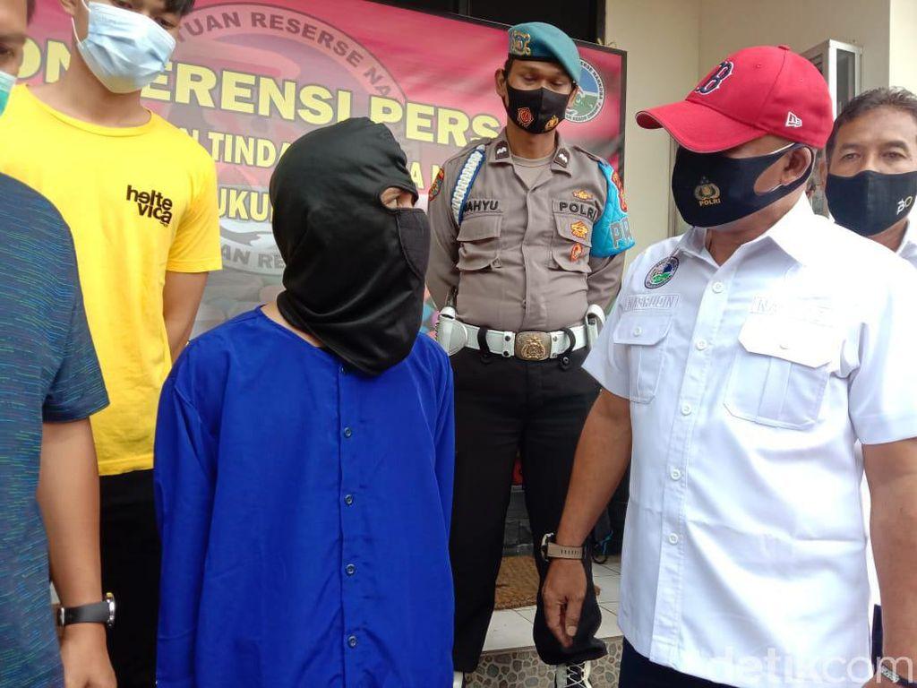 Jual Tembakau Gorila Via Instagram, Pemuda Bandung Barat Ditangkap