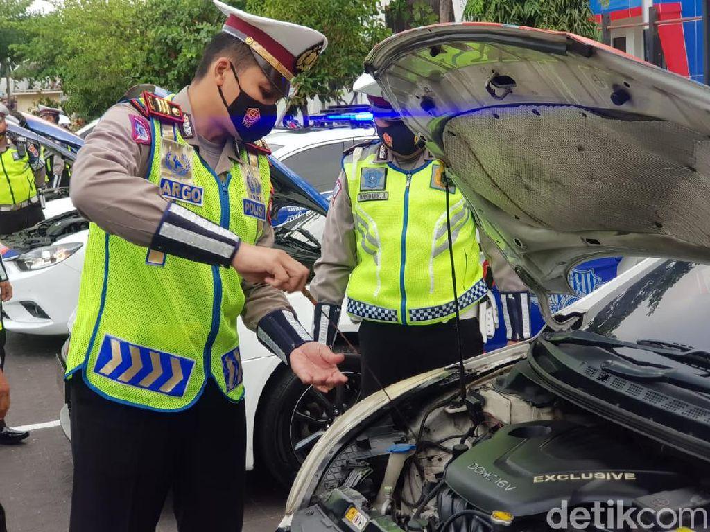 Jelang Operasi Zebra dan Long weekend, Polisi Disiagakan Pengamanan