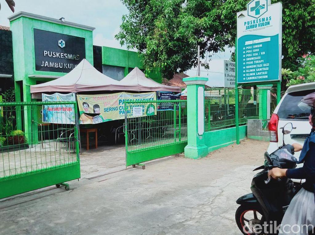 4 Karyawan Positif Corona, Puskesmas Jambukulon Klaten Ditutup