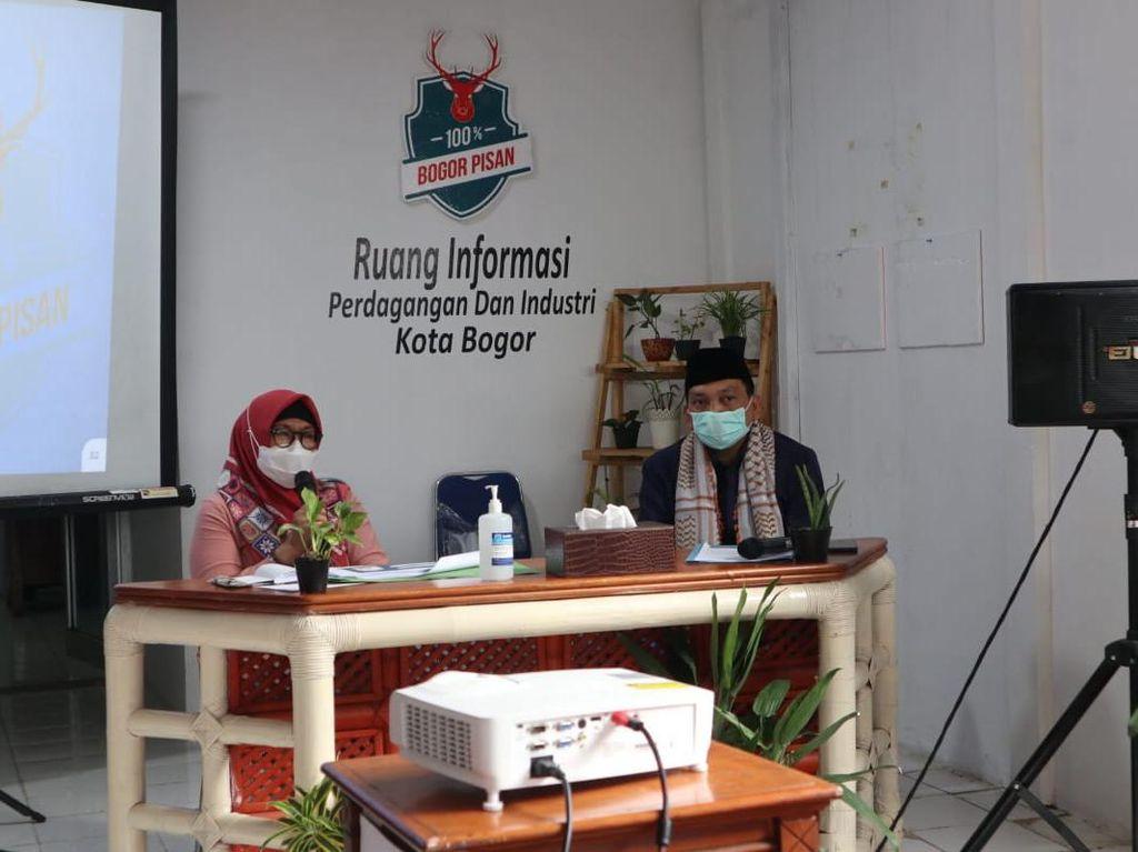 Sekda Kota Bogor Dorong Disdagin Lebih Lincah Tarik Dana Transfer