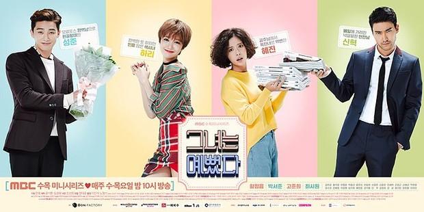 Drama Park Seo Joon Menginspirasi She Was Pretty/Pinterest.com