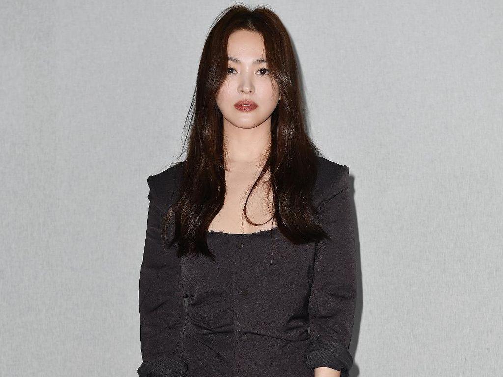 Song Hye Kyo Bangga Youn Yuh Jung Masuk Nominasi Oscar