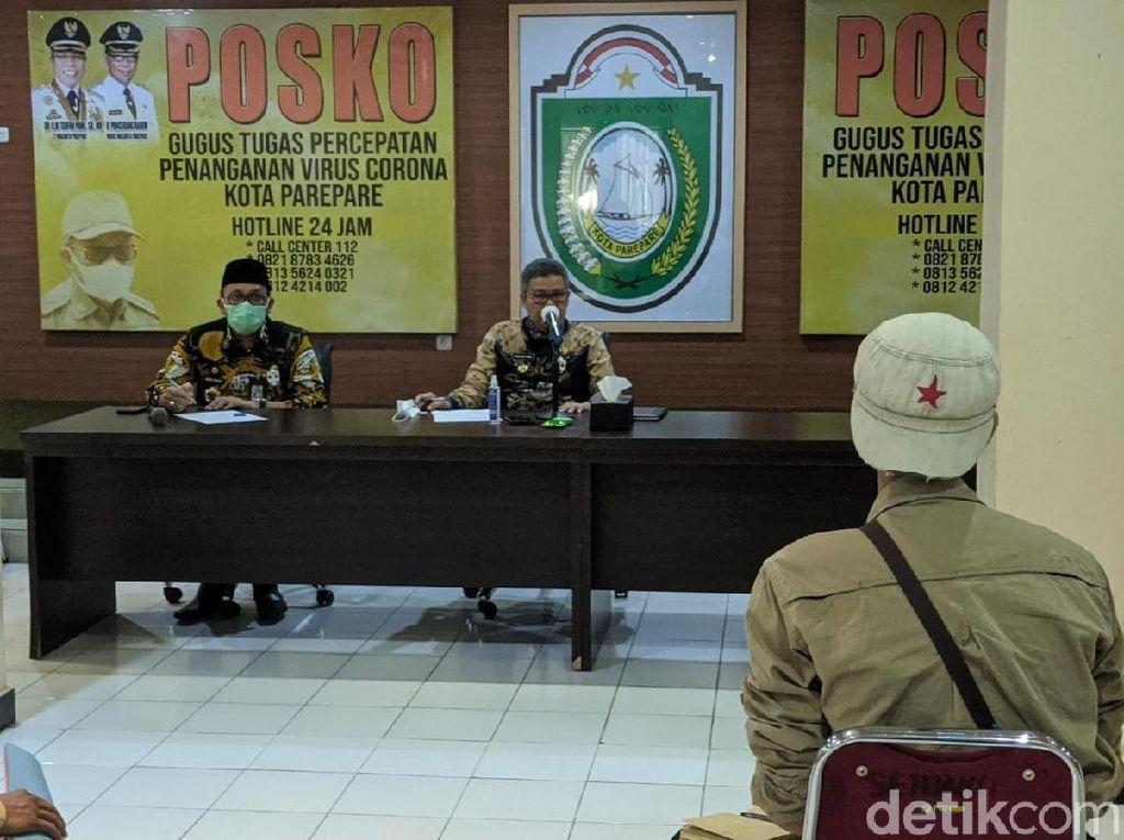 Walkot Parepare Tak Tolak Omnibus Law tapi Ungkap Keresahan Kepala Daerah