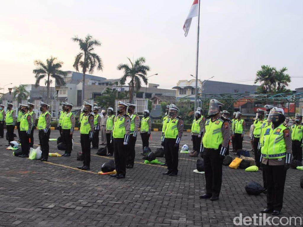 Polisi Antisipasi Jalur Rawan Macet dan Bencana di Jatim Jelang Libur Panjang