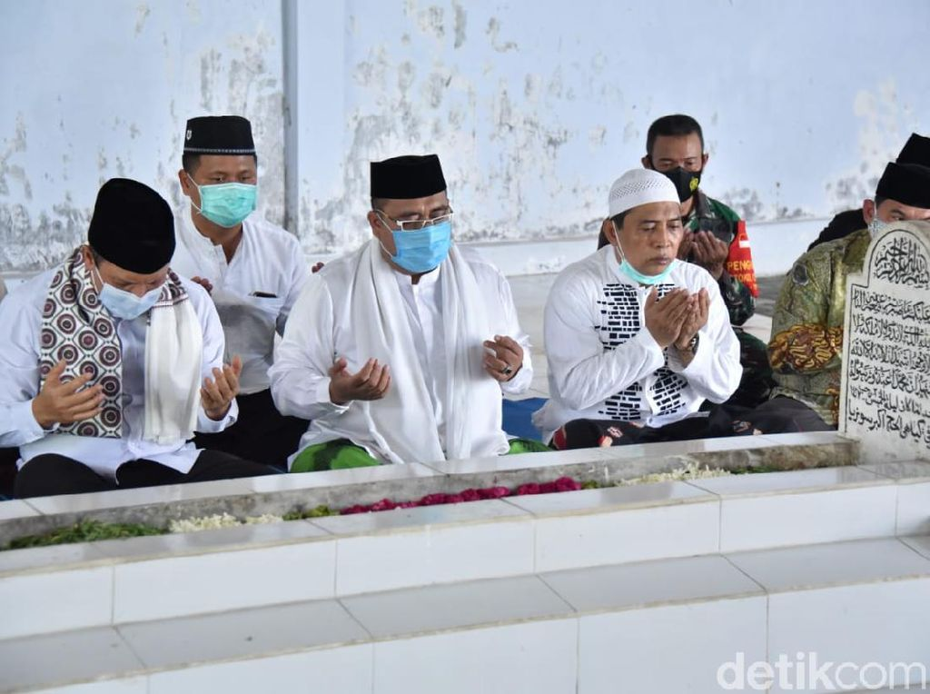 Datangi Ponpes di Pasuruan, Kepala BNPT Kuatkan Sinergi Bendung Terorisme