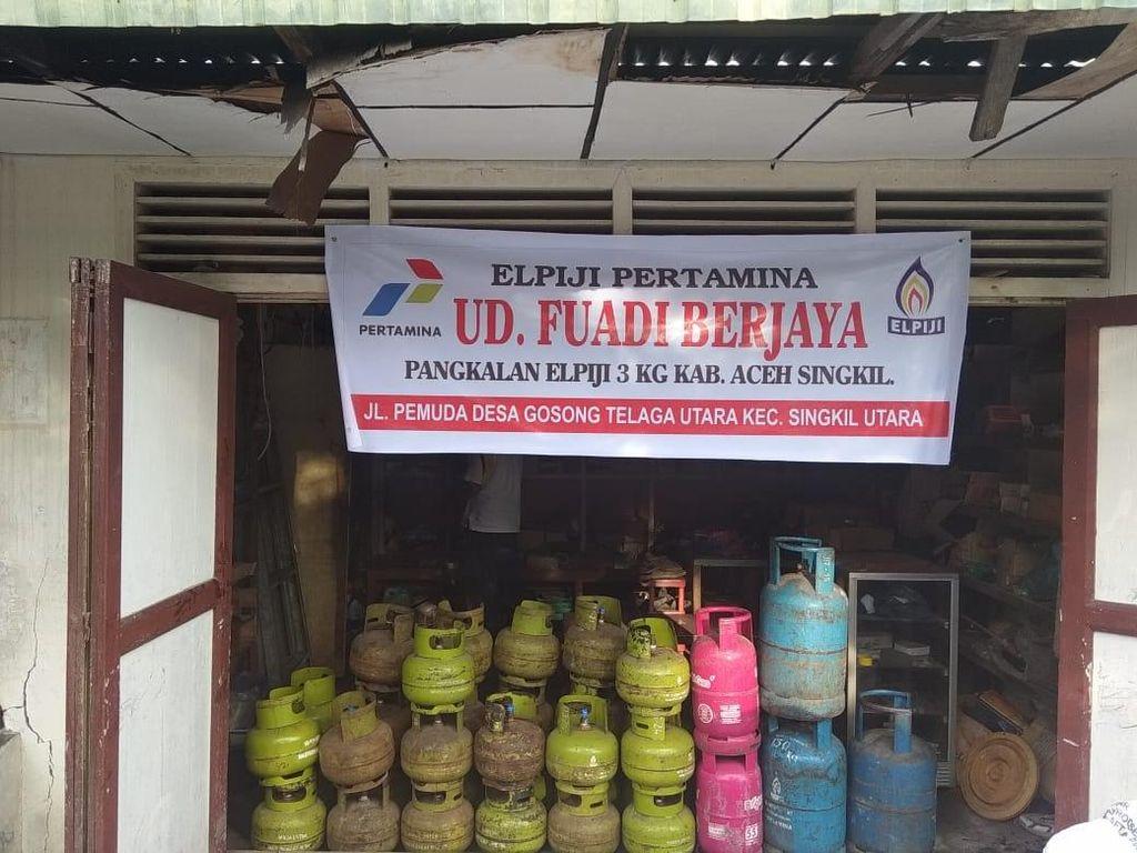 Jelang Perayaan Kenduri Maulud, Pertamina Pastikan Stok LPG Aceh Aman