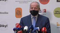 Video Menteri Kesehatan Ceko Dipecat Gegara Langgar Aturan Corona