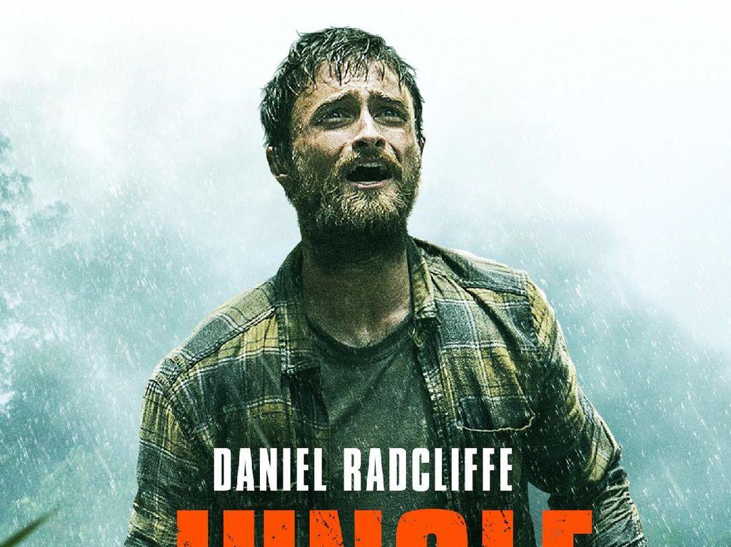 Sinopsis Jungle, Saat Daniel Radcliffe Terjebak di Belantara Amazon