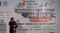 Buka Konferwil AMSI, Khofifah Sebuat Media Siber Kebutuhan Masa Depan
