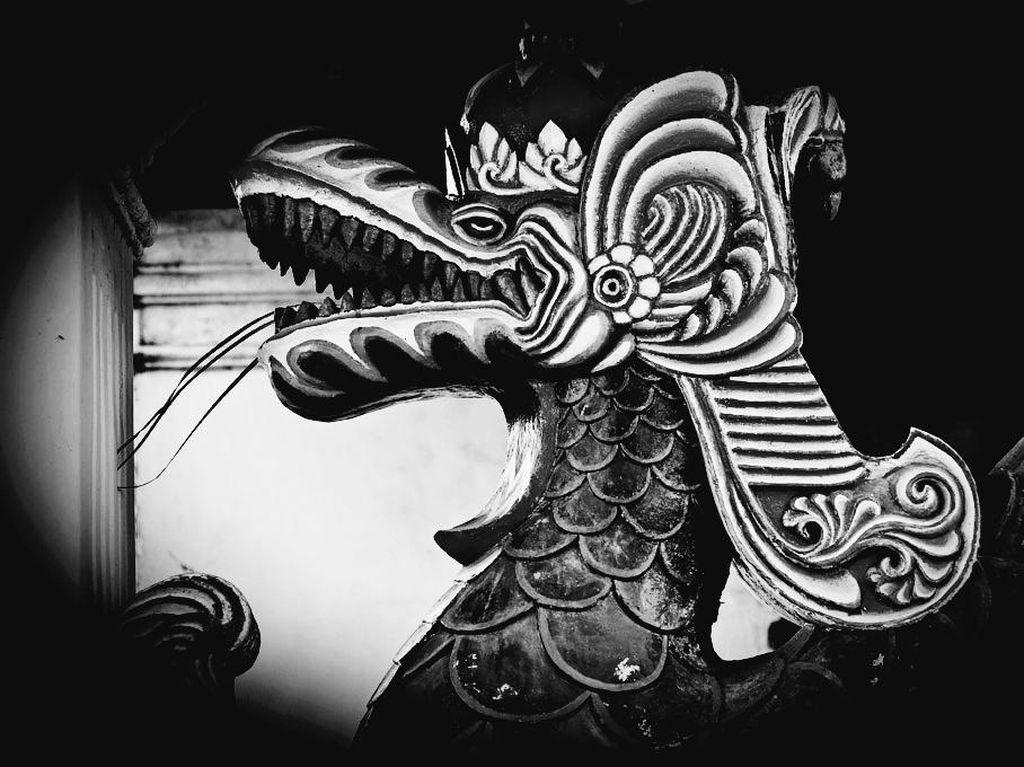 Dua Ular Naga Jadi Penanda Berdirinya Kesultanan Yogyakarta