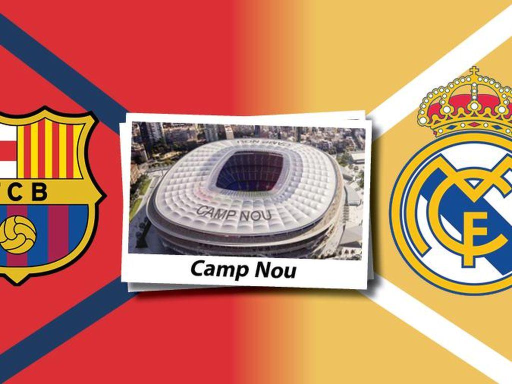 Bara di Camp Nou