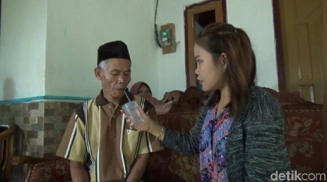 Momen Mesra Pengantin Baru Kakek 78 Tahun dan Gadis 17 Tahun di Subang