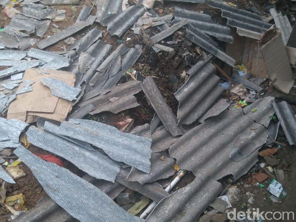 Diterjang Puting Beliung di Bekasi, Begini Kondisi Rumah Warga