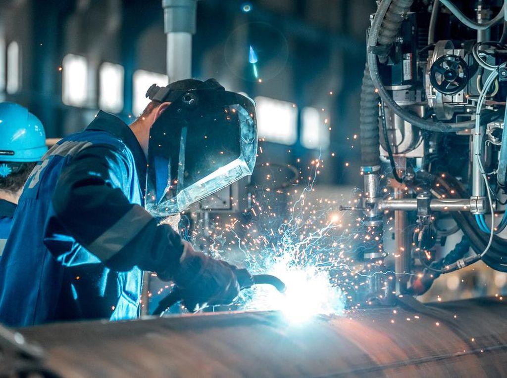 Industri Manufaktur Mulai Bergairah di Kuartal IV