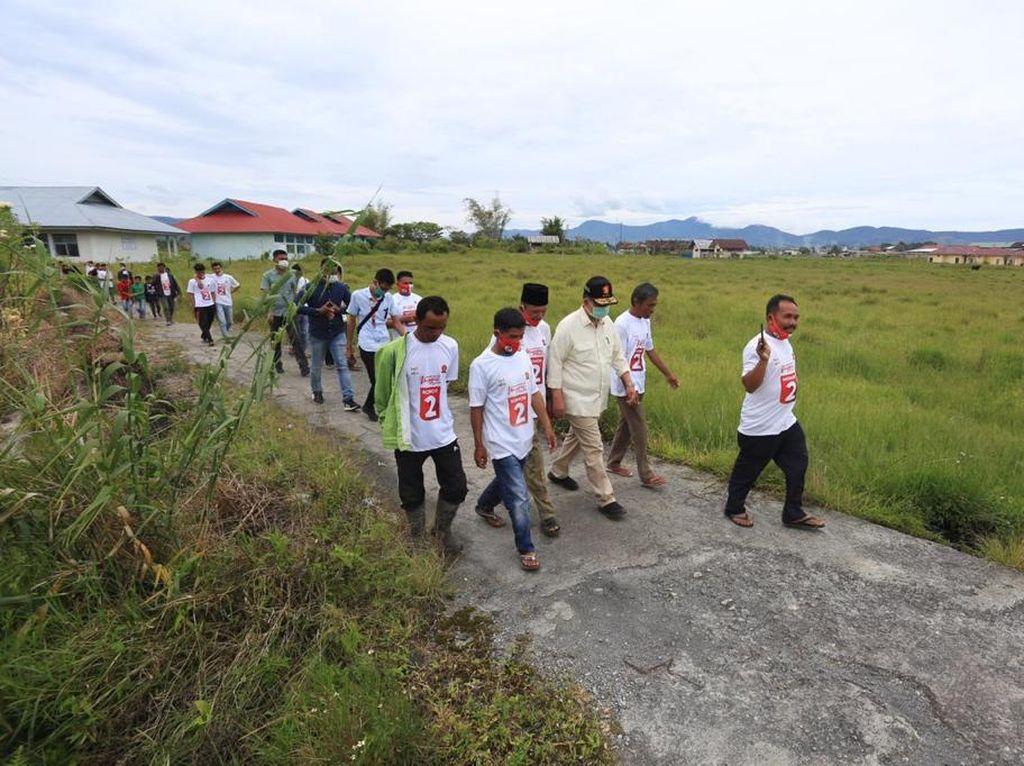 Nasrul Abit Janji Alokasikan 12 Persen APBD untuk Sektor Pertanian