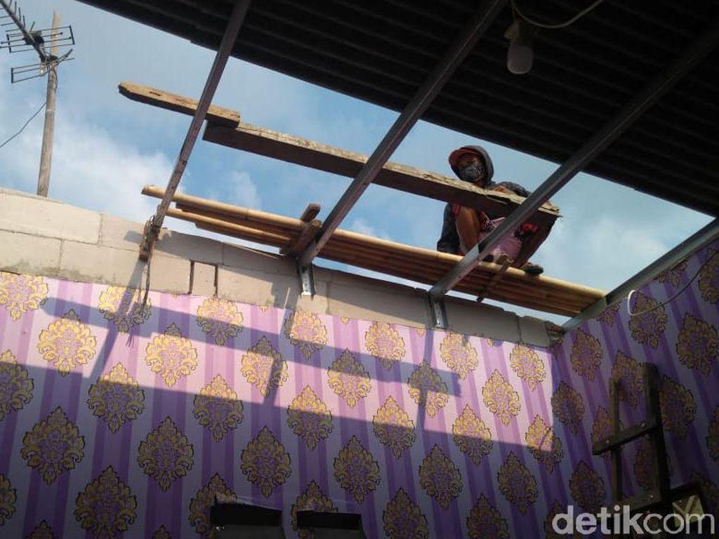 Nurhayati Cerita Ngerinya Amukan Puting Beliung Bekasi, Bikin Trauma!