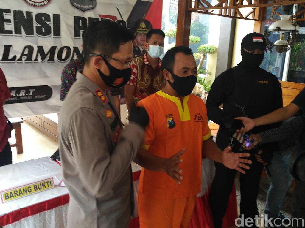 Dituduh Menganiaya, Warga Lamongan Ini Tusuk Perut Pemuda Mabuk