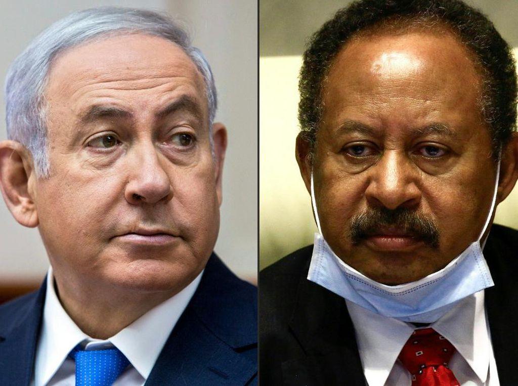 Kecaman Palestina ke Sudan yang Mau Normalisasi Hubungan dengan Israel