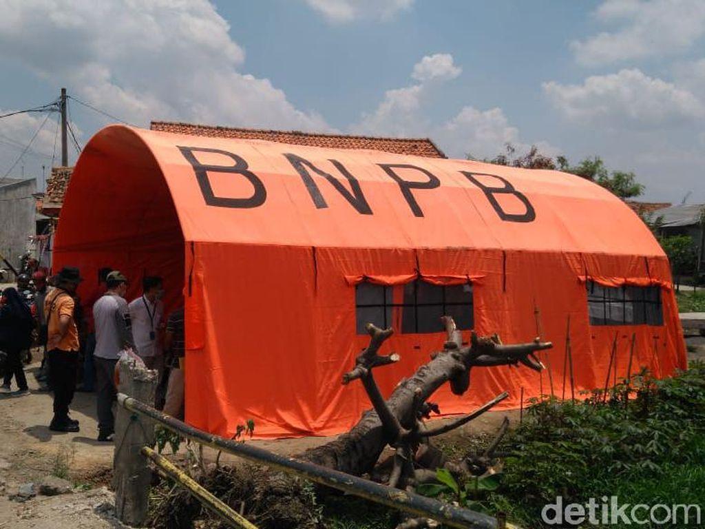BPBD Kota Bekasi Siapkan Pos Pengungsi untuk Korban Puting Beliung