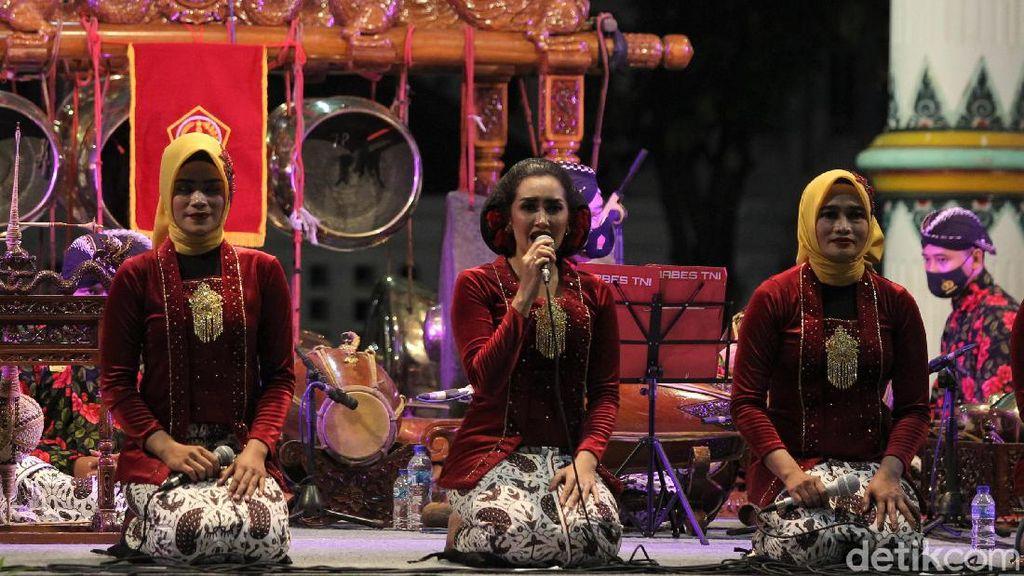 Potret Festival Karawitan yang Digelar di Tengah Pandemi Corona