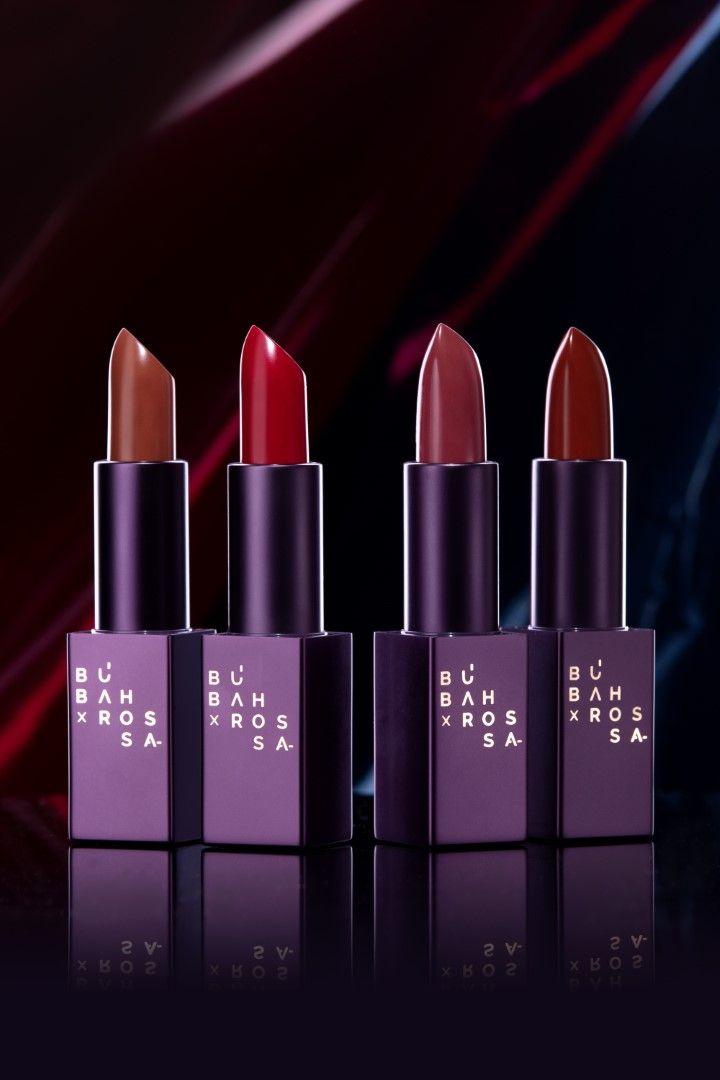 Rossa & Bubah velvet lipstik