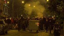 Video Napoli Ricuh! Warga Tolak Penerapan Jam Malam