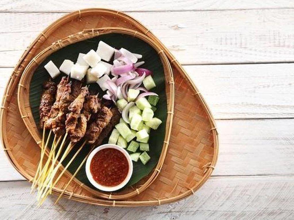 Tak Cuma Madura, Ini Daerah yang Punya Kuliner Sate Nikmat