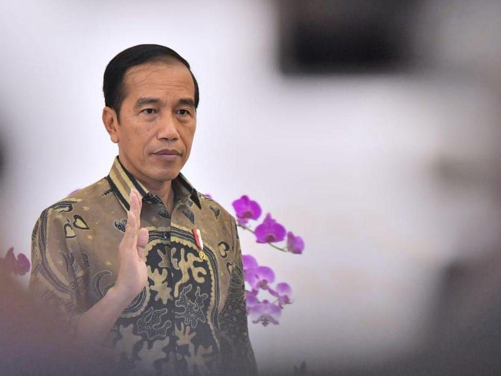 HUT Golkar, Jokowi Bicara Kondisi Ekonomi RI Sebelum-Sesudah Pandemi