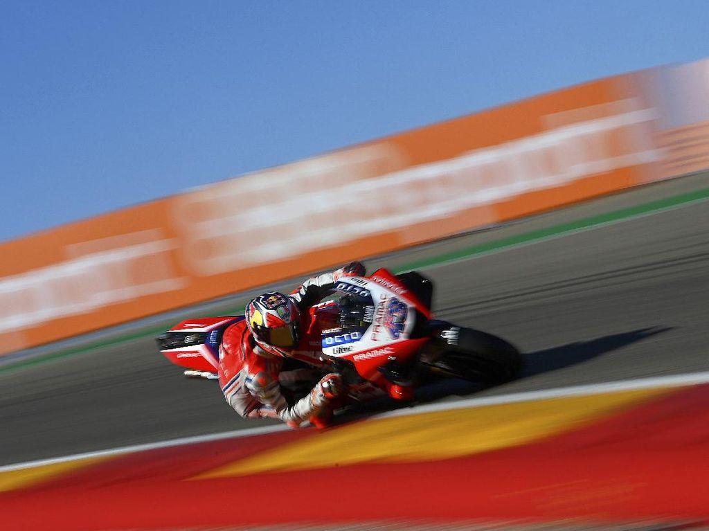 Free Practice III MotoGP Portugal: Miller Tercepat, Joan Mir Jeblok