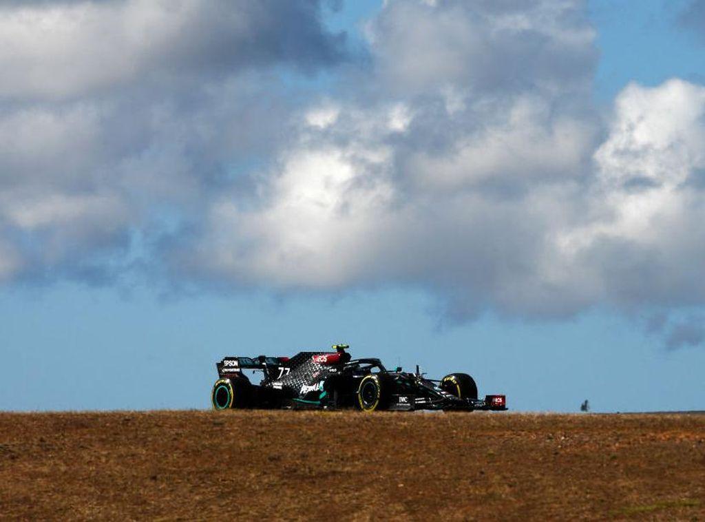Hasil FP3 F1 GP Portugal: Valtteri Bottas Jadi yang Tercepat