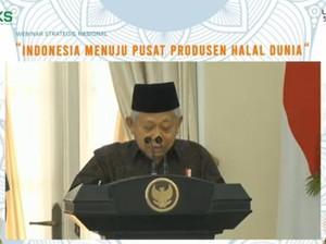 Maruf Amin: Indonesia Hanya Jadi Tukang Stempel Halal Produk Impor