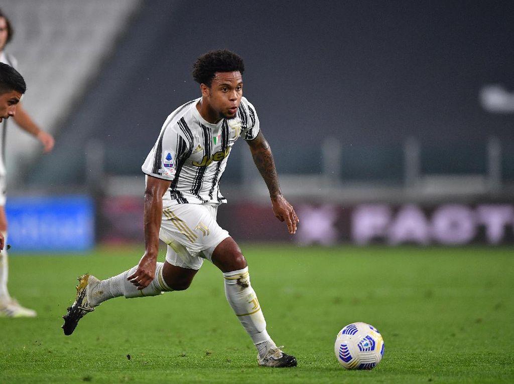 Juventus: Weston McKennie Sudah Negatif COVID-19