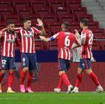 Atletico Vs Betis: Suarez Cetak Gol, Los Colchoneros Menang 2-0