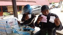 35 Ojol Asal Samarinda Jadi Korban Orderan Fiktif Polisi Palsu