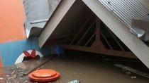 Banjir Setinggi Hampir Seatap Rumah Sempat Rendam Cicendo Bandung