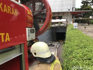 Smoke Removal-Blower Dikerahkan Tangani Kepulan Asap di Pasaraya Manggarai