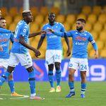 Benevento Vs Napoli: Sempat Tertinggal, Il Partenopei Menang 2-1
