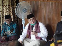 Tokoh Masyarakat Gaung SolokDukungNasrul Abit: Beliau Peduli Adat