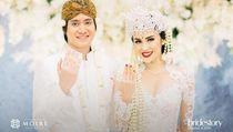 Doa Joko Widodo untuk Pernikahan Kevin Aprilio dan Vicy Melanie