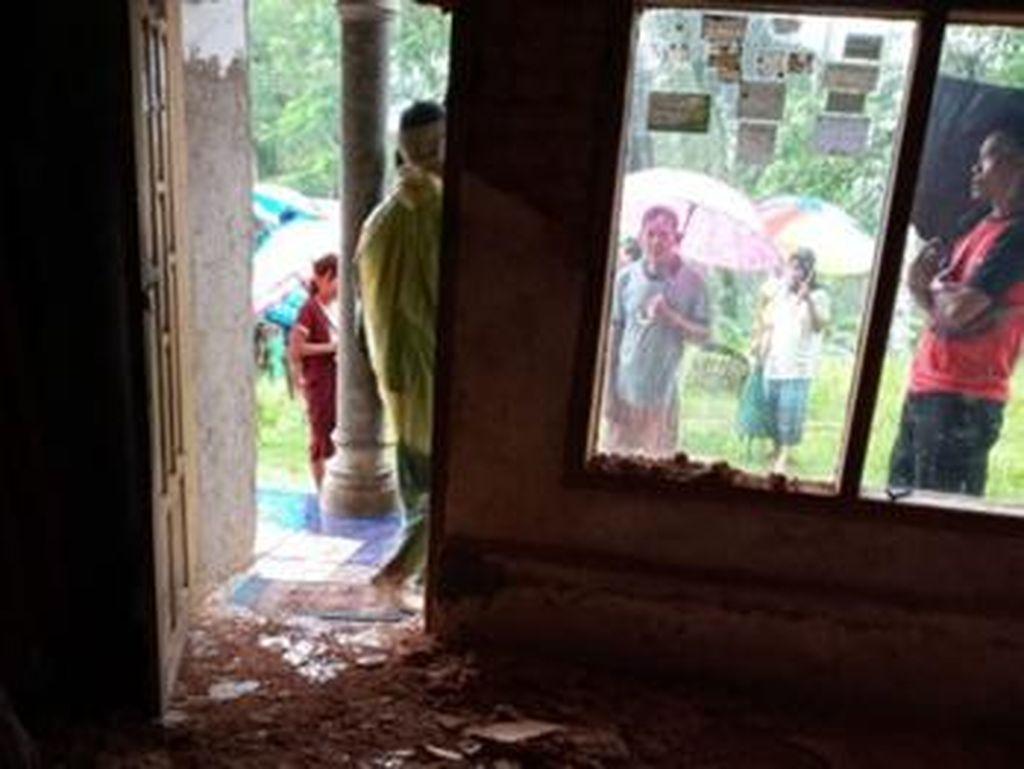 Dampak Gempa Pangandaran, 39 Rumah Rusak-Tiga Orang Luka-luka