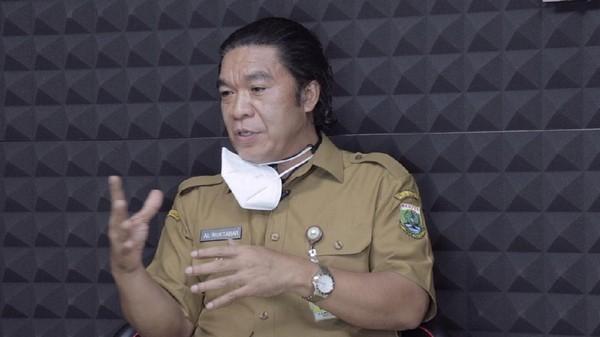Sekda Banten Al Muktabar