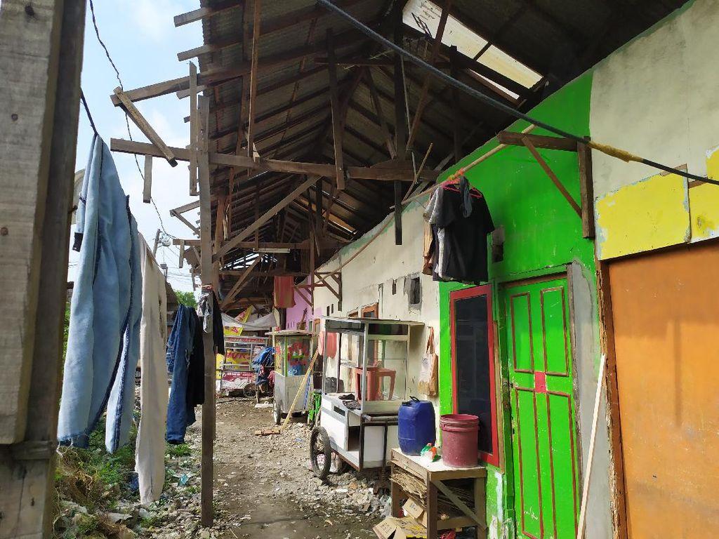 Geliat Warga Babelan Bekasi Usai Diterjang Puting Beliung Dahsyat