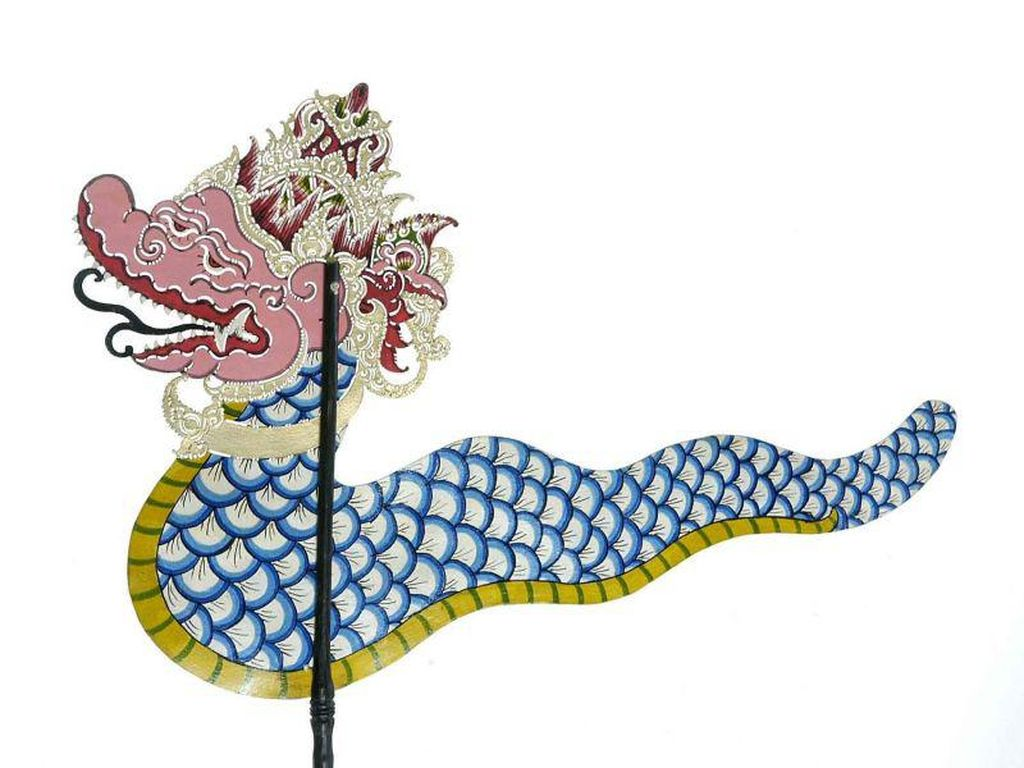 Antaboga, Dewa Ular Naga dalam Dunia Wayang Jawa