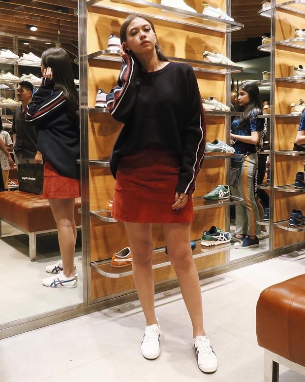 Gaya fashion ala Yuki Kato