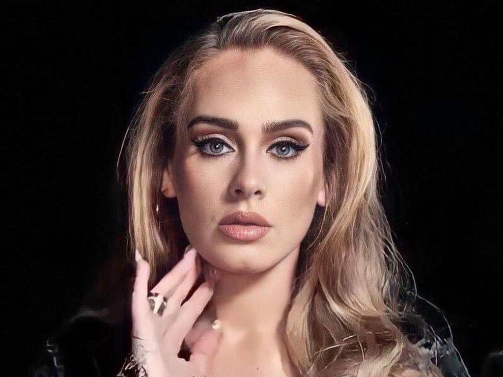 Adele Jadi Rebutan Produser Hollywood hingga Ditawari Cek Kosong