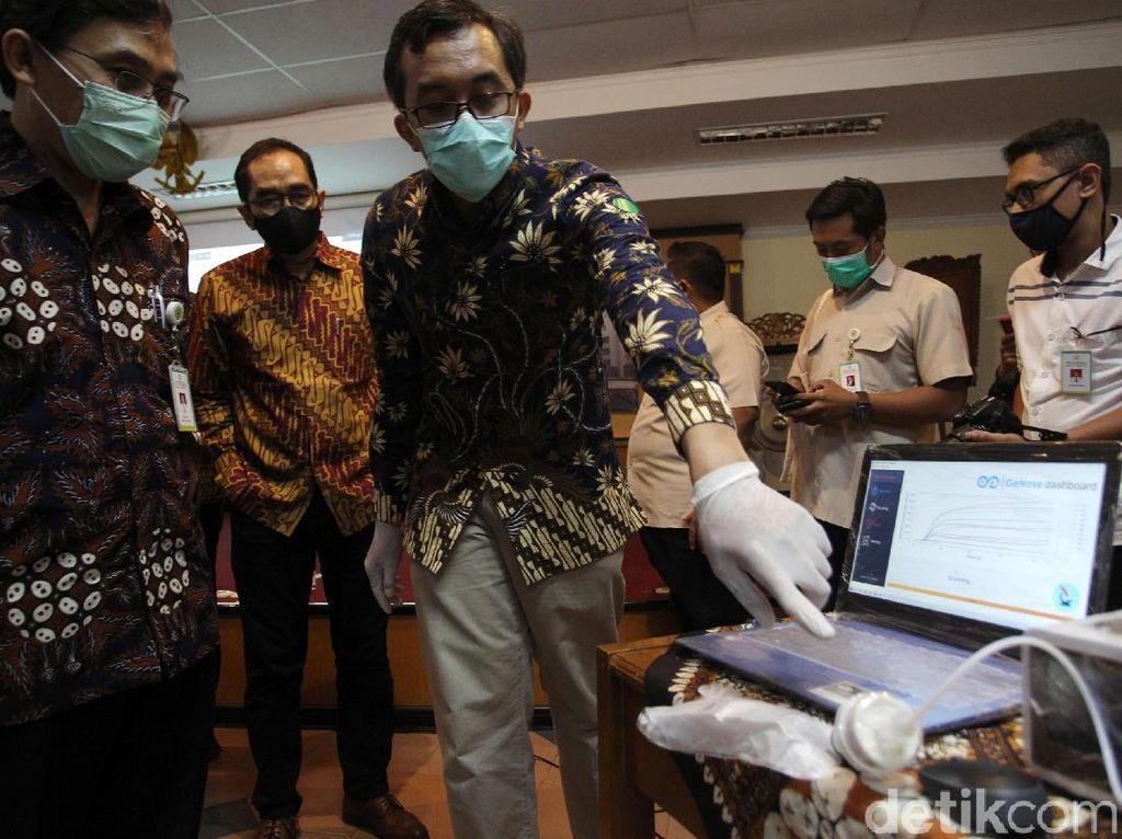 GeNose Bakal Jadi Standar Tes Corona di Indonesia?