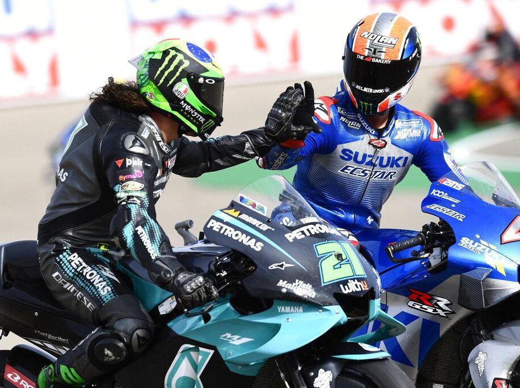 Klasemen Akhir MotoGP 2020: Morbidelli Runner Up, Quartararo Ke-8