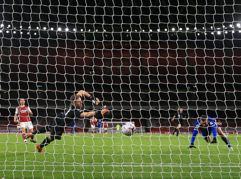 7 Fakta Usai Arsenal Vs Leicester
