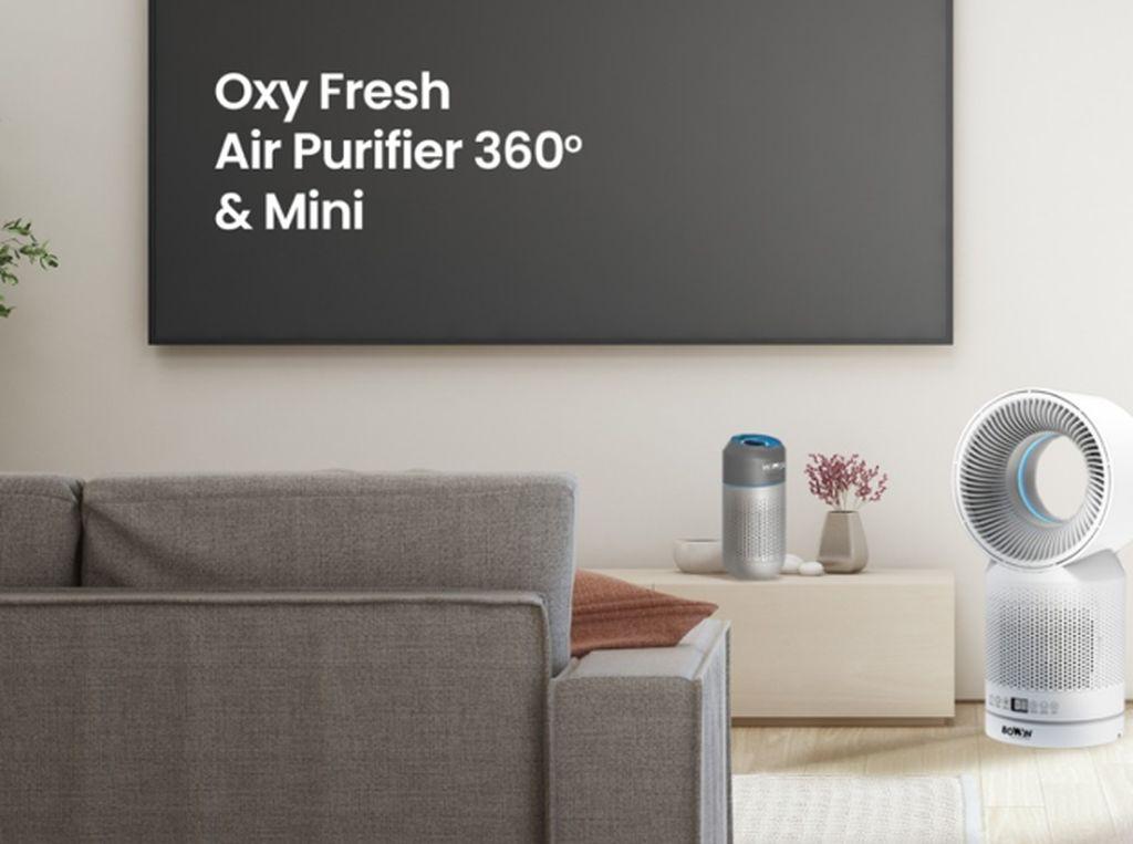 Air Purifier Solusi Bebaskan Udara dari Virus dan Bakteri?