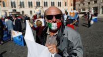 Tekan Corona, Italia Tutup Bioskop, Pusat Kebugaran dan Kolam Renang